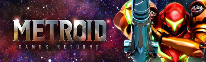 Metroid: Samus Returns - 3DS
