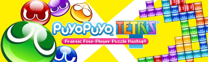 Puyo Puyo Tetris - PC