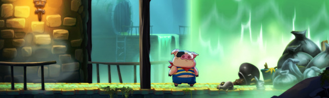 Monster Boy and the Cursed Kingdom - Xbox One
