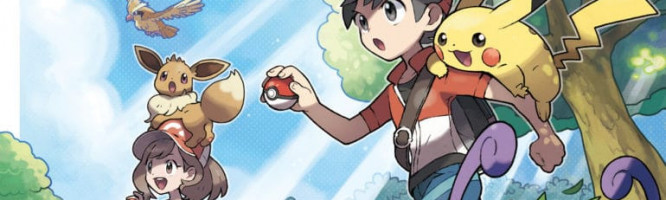Pokémon : Let's Go, Evoli - Nintendo Switch