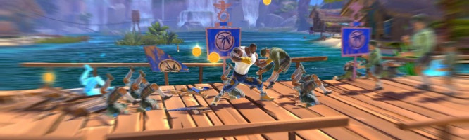 Shaq Fu : A Legend Reborn - Xbox One
