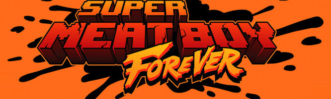Super Meat Boy Forever - Xbox One