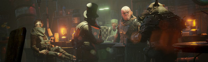 Mutant Year Zero : Road to Eden - PS4
