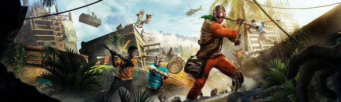 Dying Light Bad Blood - Xbox One