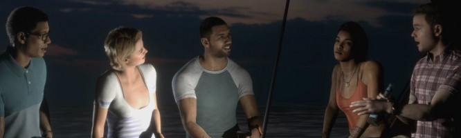 The Dark Pictures Anthology : Man of Medan - PS4
