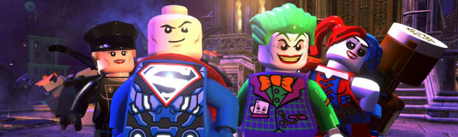 Lego DC Super-Villains - PC