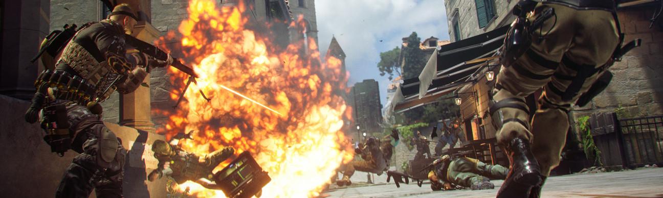 Crossfire X - Xbox One