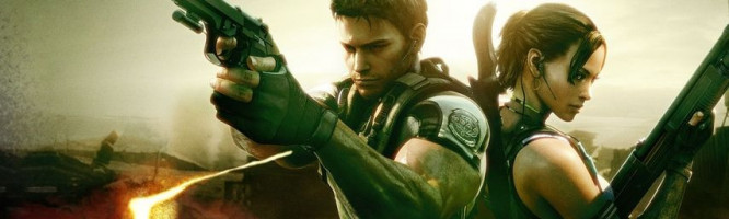 Resident Evil 5 - Nintendo Switch