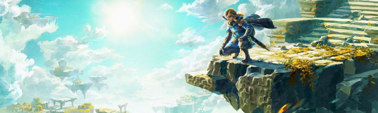 The Legend of Zelda : Breath of the Wild 2 - Nintendo Switch