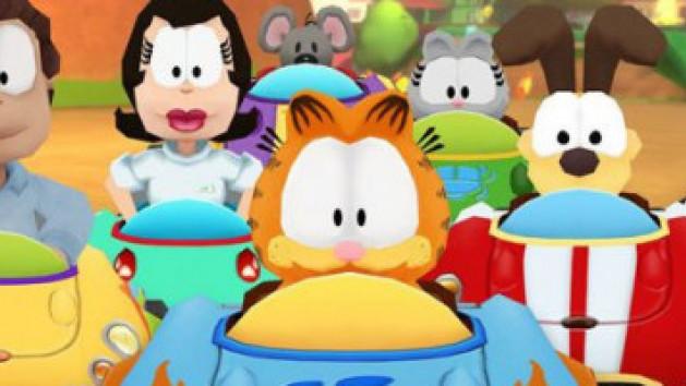 Garfield Kart : Furious Racing