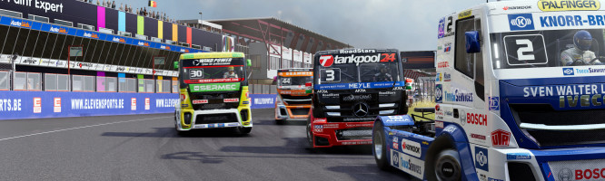 FIA European Truck Racing Championship - Xbox One