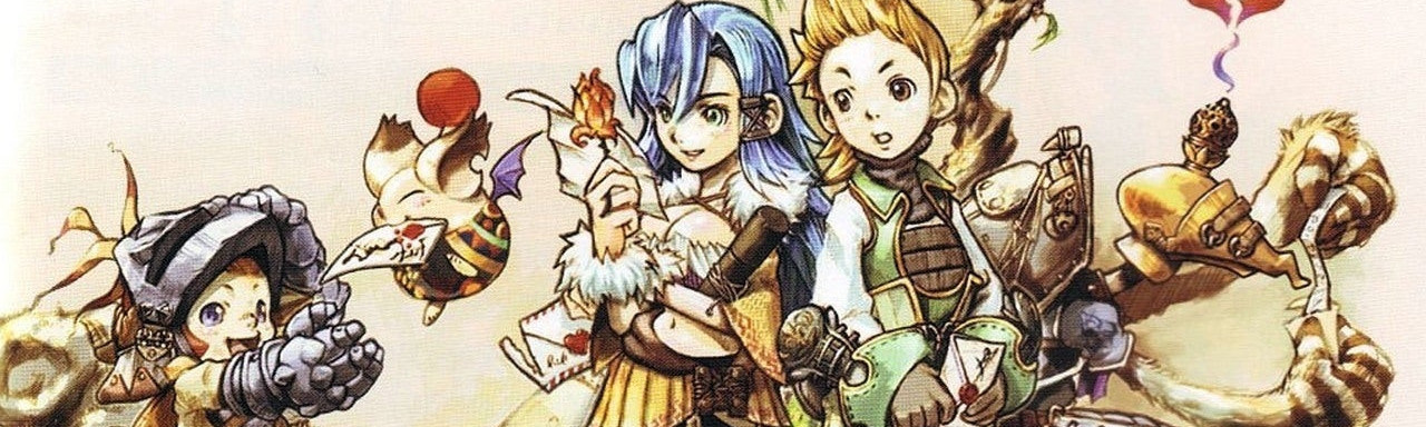 Final Fantasy Crystal Chronicles Remastered Edition - PS4