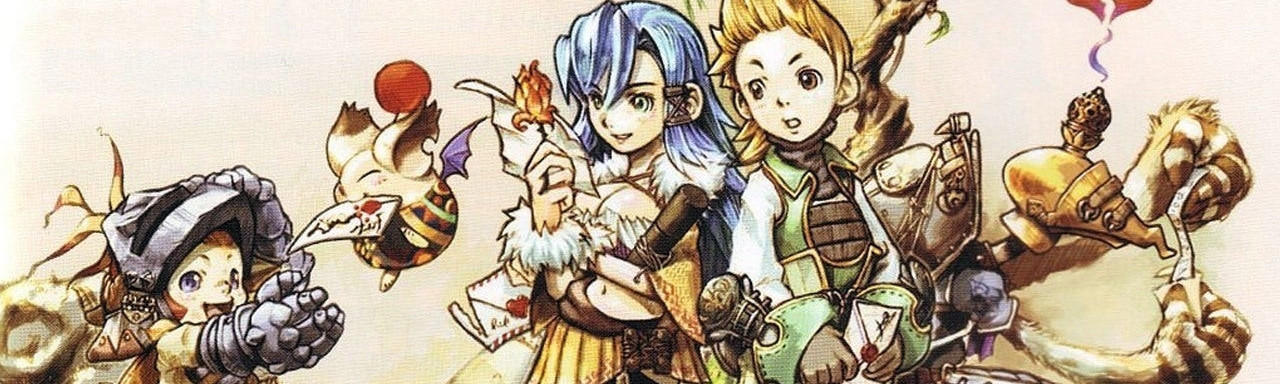 Final Fantasy Crystal Chronicles Remastered Edition - IOS
