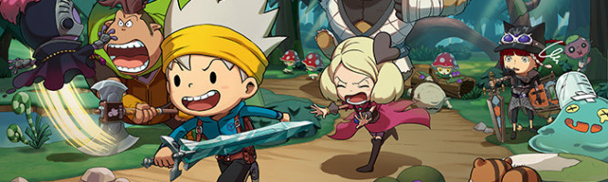 SNACK WORLD : Mordus de Donjons - Gold - Nintendo Switch