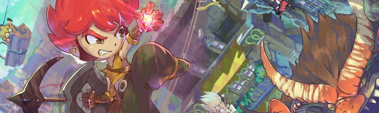 Little Town Hero - Nintendo Switch