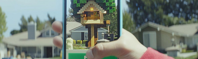 Minecraft Earth - Android