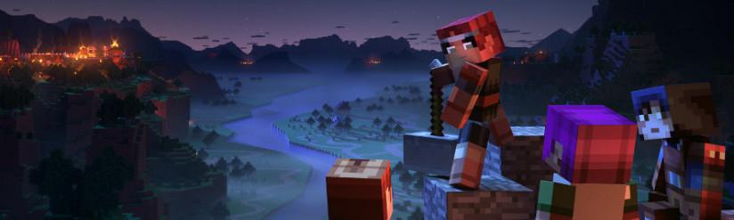 Minecraft Dungeons - PS4