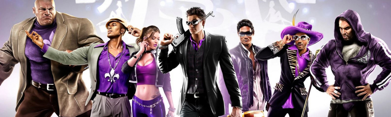 Saints Row : The Third Remastered - PS4