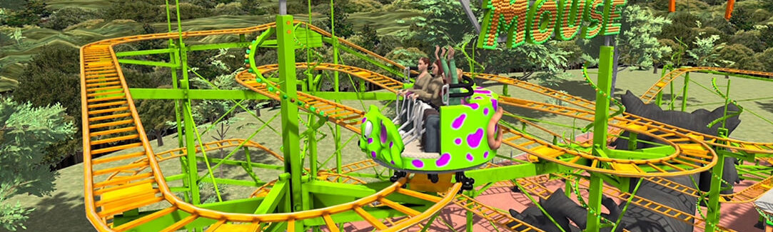 Theme Park Simulator - PC