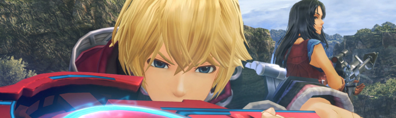 Xenoblade Chronicles Definitive Edition - Nintendo Switch