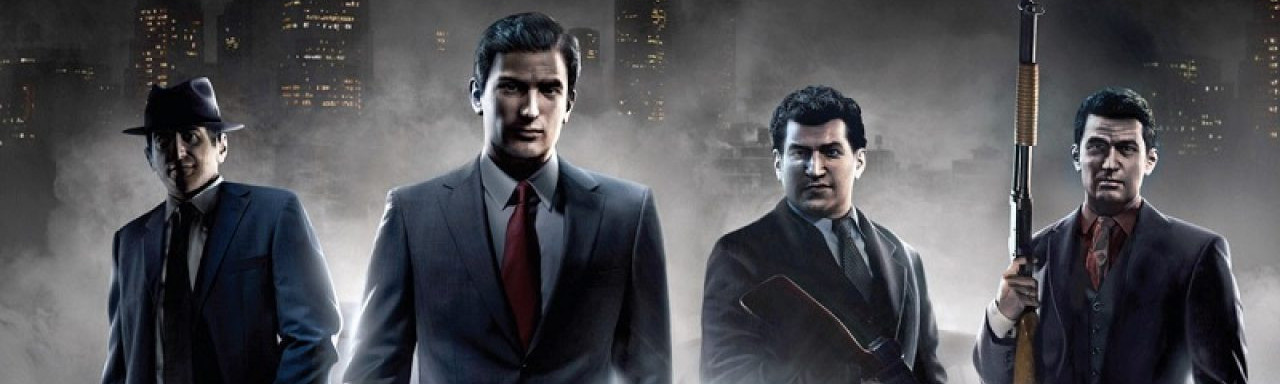 Mafia 2 : Definitive Edition - PS4