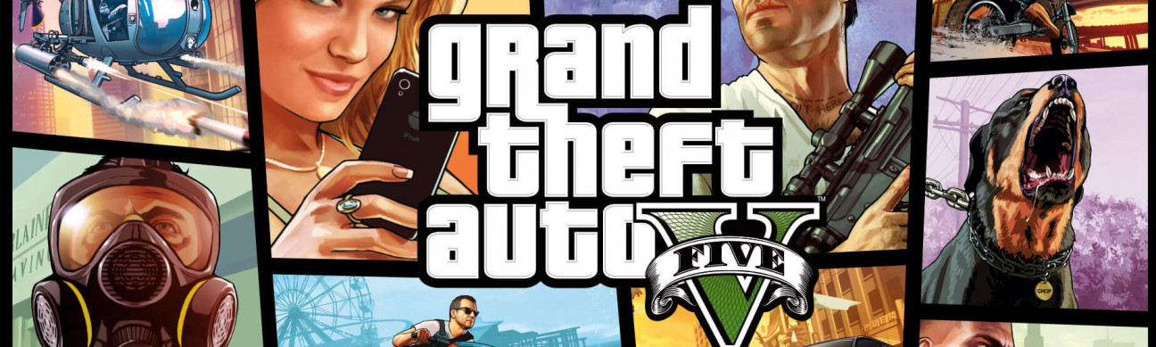 Grand Theft Auto V - PS5