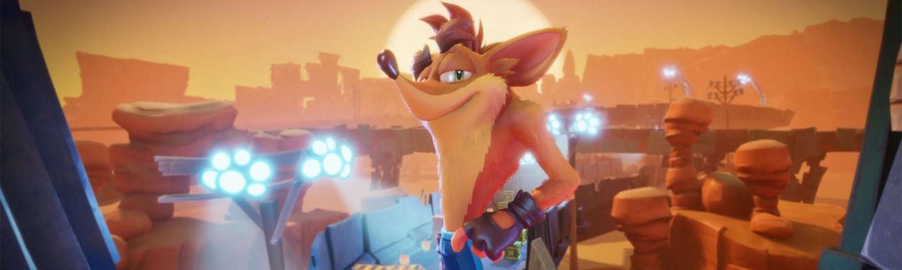 Crash Bandicoot 4 : It's About Time - PS4
