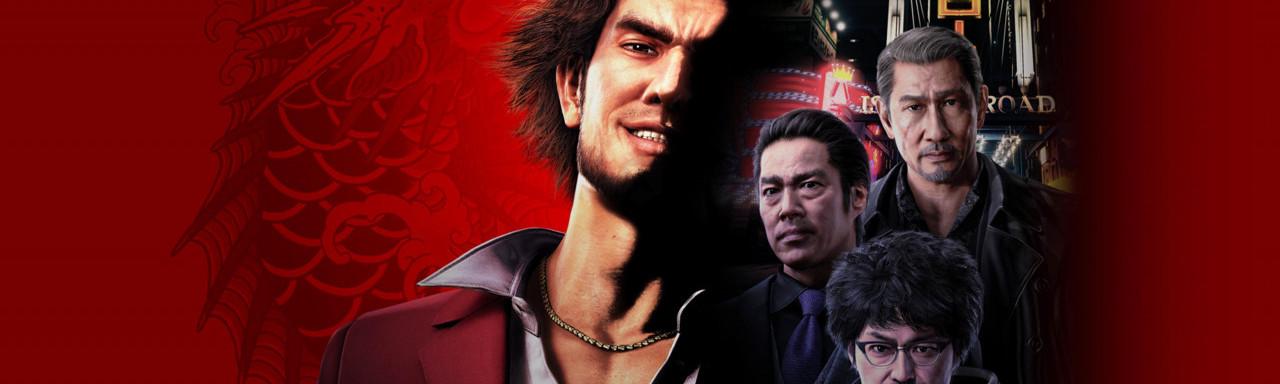 Yakuza : Like a Dragon - Xbox One