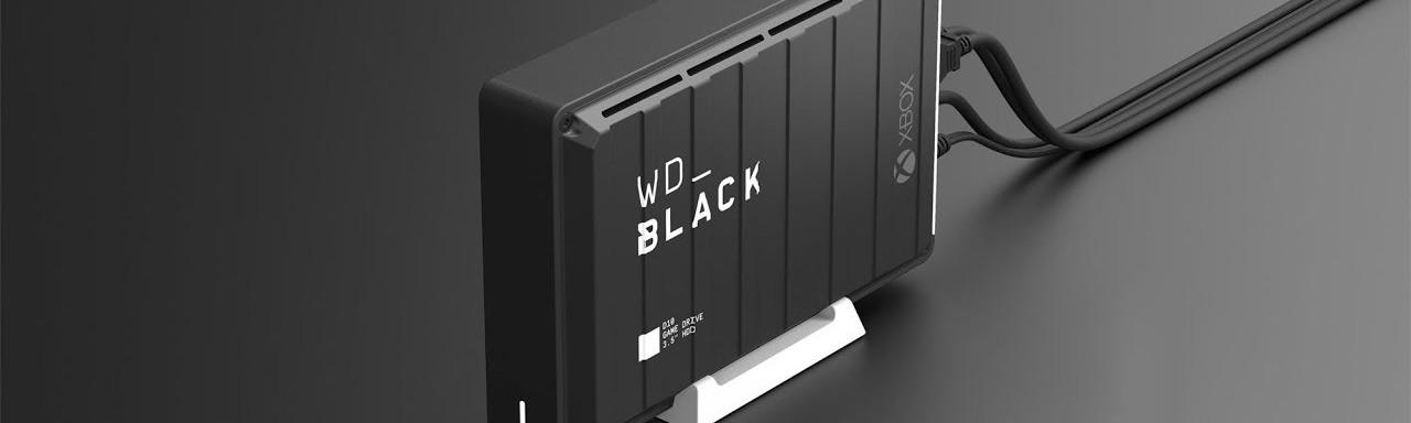Western Digital WD_BLACK D10 - PC
