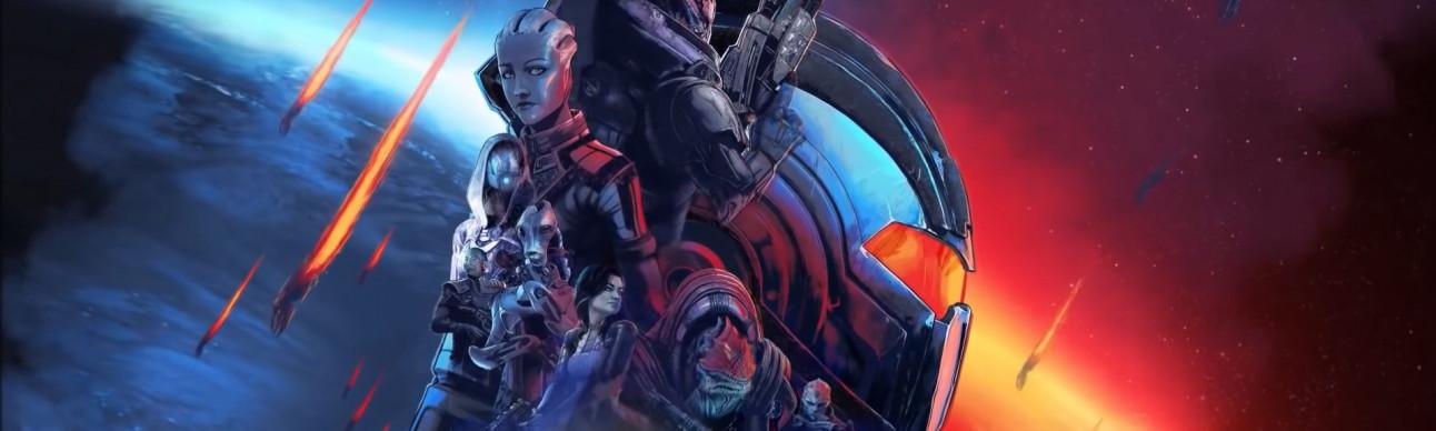Mass Effect : Legendary Edition - PS4