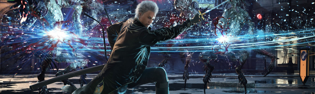 Devil May Cry 5 : Special Edition - PS5