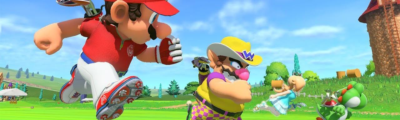Mario Golf : Super Rush - Nintendo Switch