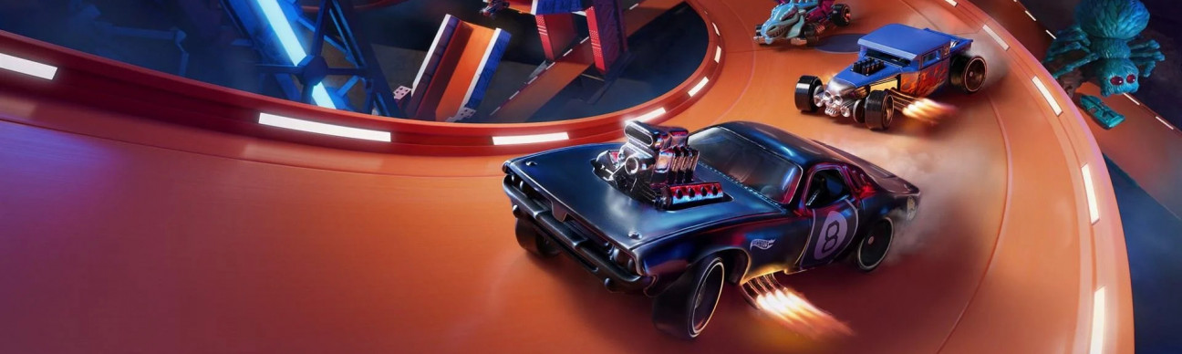 Hot Wheels Unleashed - PS4