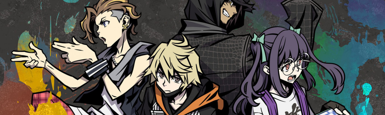 NEO : The World Ends with You - PS4