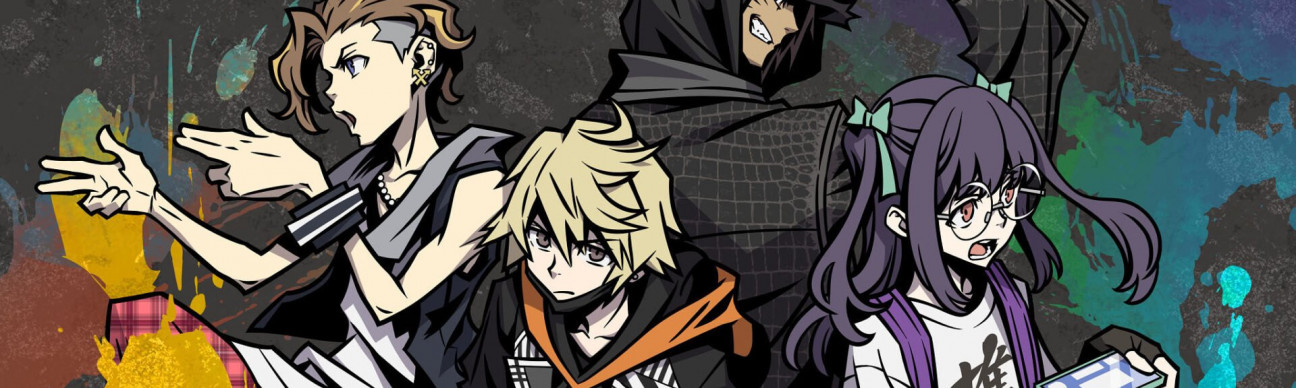 NEO : The World Ends with You - PC