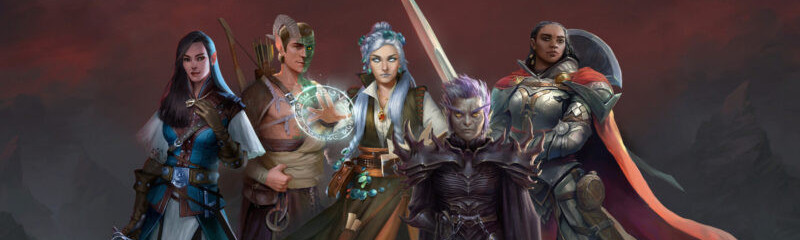 Pathfinder : The Wrath of the Righteous - PC