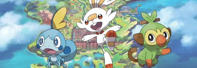Pokémon Épée / Pokémon Bouclier