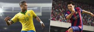 On a joué à FIFA 16 et PES 2016