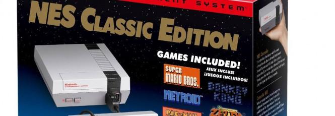 La NES Mini Classic, on s'est amusé un petit peu avec