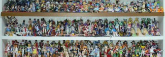 Figurines de collection