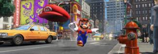 Super Mario Odyssey, premier des ventes Amazon en 2017