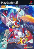 Mega Man X7 - PS2