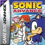 Sonic Advance - GBA