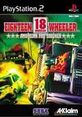 18 Wheeler Pro Trucker - PS2