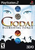 GoDai Elemental Force - PS2
