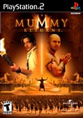 Le Retour De La Momie - PS2