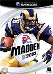Madden NFL 2003 - Gamecube