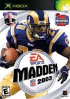 Madden NFL 2003 - Xbox