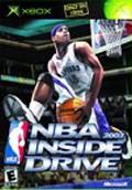 NBA Inside Drive 2002 - Xbox