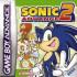 Sonic Advance 2 - GBA